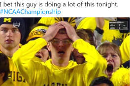 The best memes from Twitter during Villanova's NCAA championship win over Michigan on Monday, April 2, 2018.
