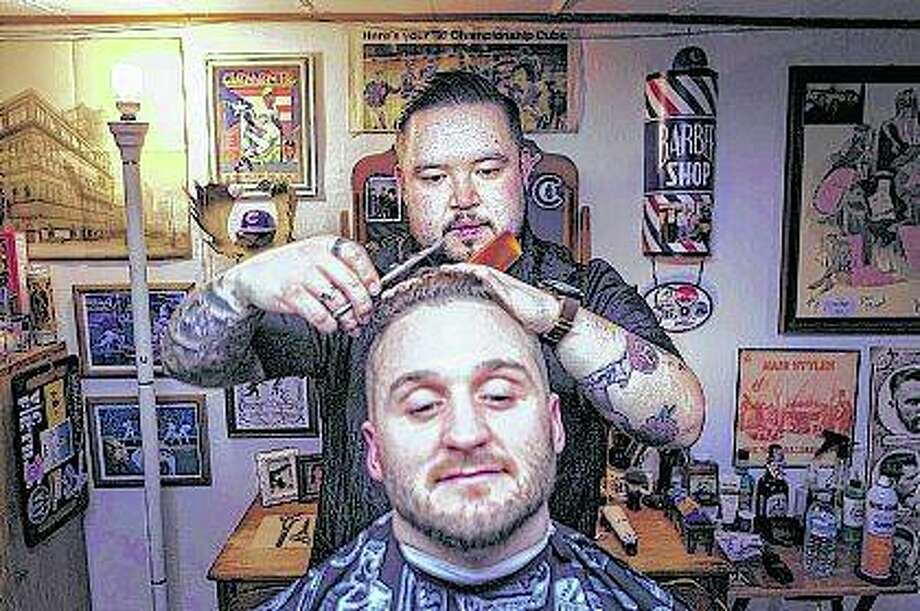 Singing Gained Attention Haircuts Get Notice Jacksonville Journal