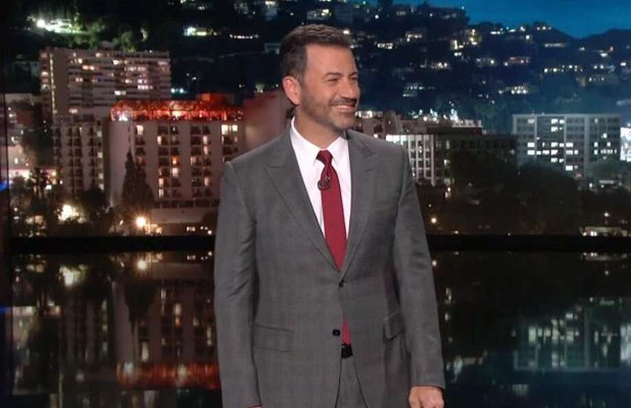 Jimmy Kimmel Skeptical Melania Helped With Trump Easter Party: \'The ...