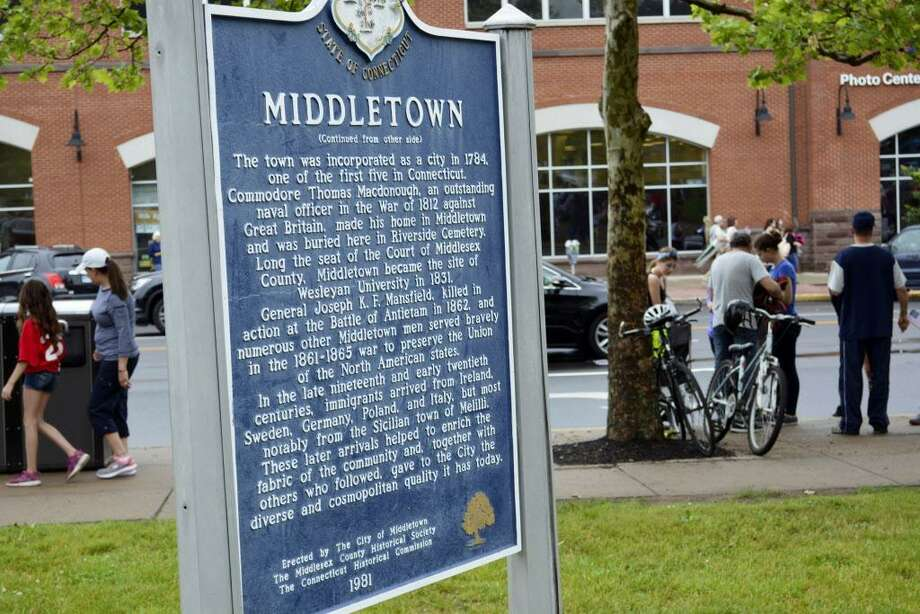 "In this year's budget address, Middletown Mayor Dan Drew characterized the city as enjoying a time of ""unprecedented prosperity."" Photo: File Photo"
