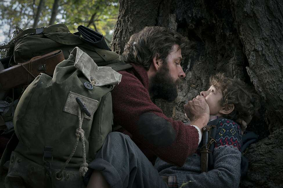 John Krasinski stars in and directs 'A Quiet Place'