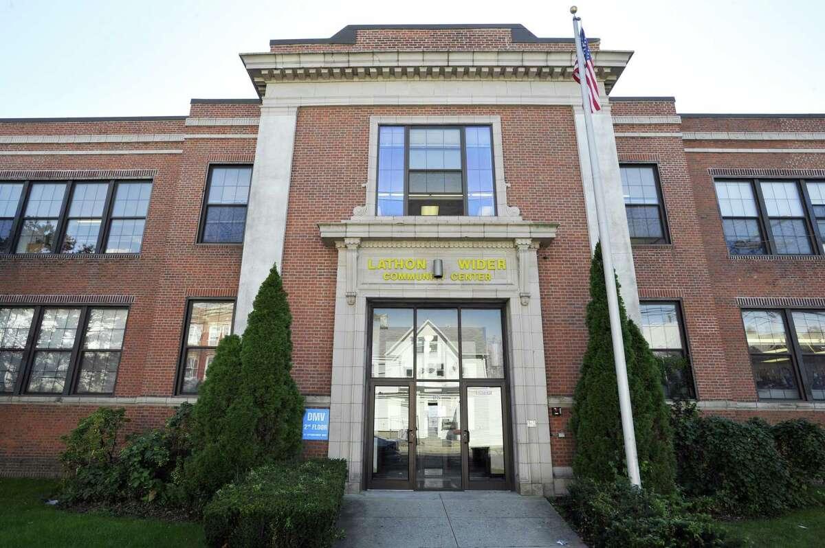 The Lathon Wider Community Center.