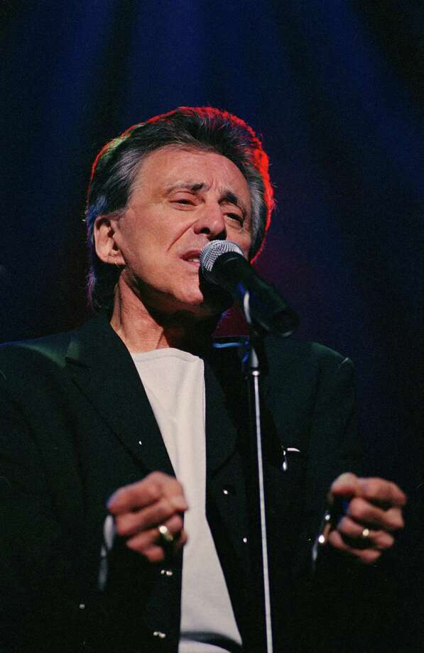 Frankie Valli in concert; he will be at Mohegan Sun April 14. Photo: Mohegan Sun / Contributed Photo