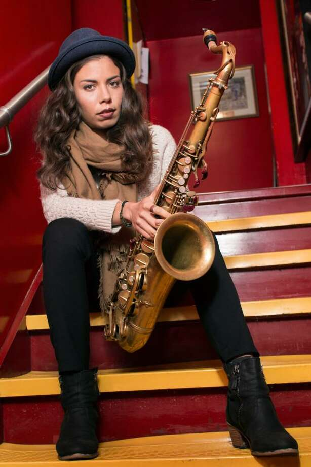 Melissa Aldana will perform April 15 at Yale Art Gallery. Photo: Yale Jazz Collective / Contributed Photo / Hollis King 2015