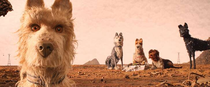 """Alamo Drafthouse has special menu items for an upcoming screening of """"Isle of Dogs"""""""