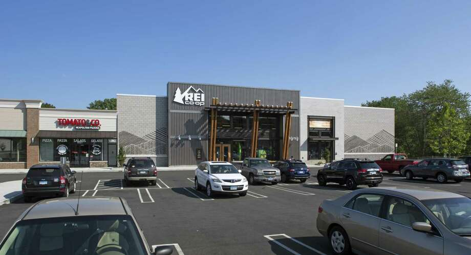 Milford Square retail center along Route 1 is under new ownership. The Shopping center features a mix of tenants including REI. Photo: Contributed Photo / Contributed Photo / Connecticut Post Contributed