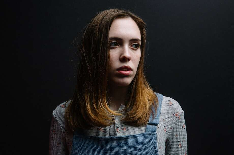 "Sophie Allison, who performs under the name Soccer Mommy, will play at The Bottom of the Hill in San Francisco in support of her debut album, ""Clean."" Photo: Ebru Yildiz / Fat Possum"