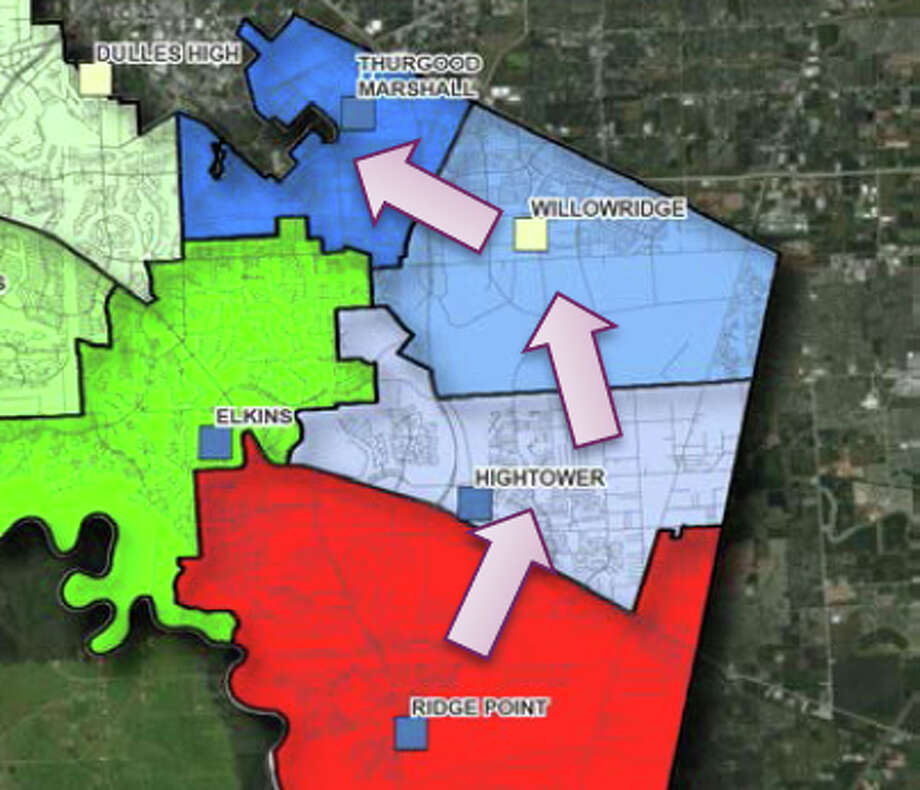 Fort Bend ISD Facilities Master Plan includes re-zoning option to ...