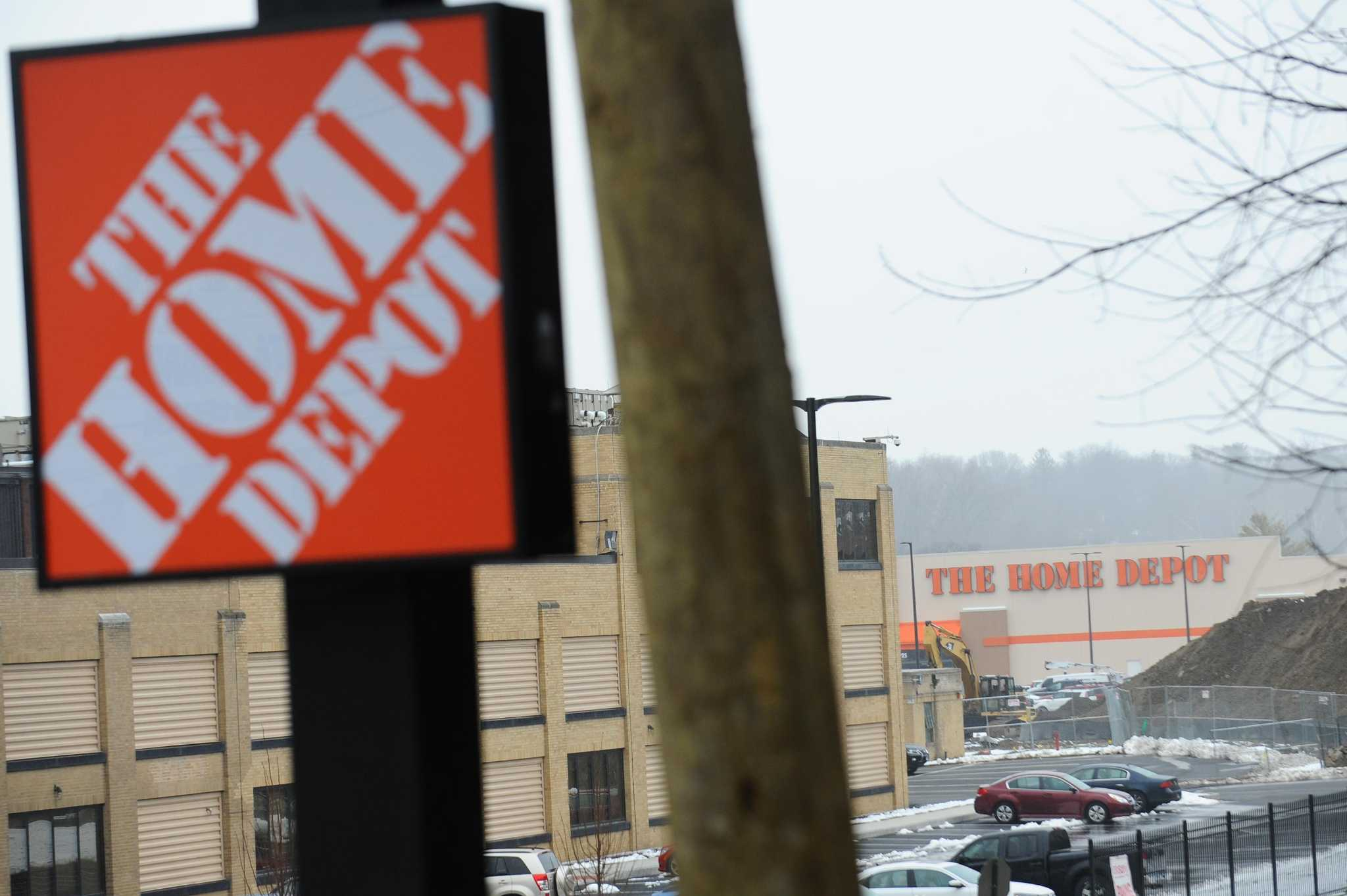 Stamford Home Depot Plans For April Opening Stamfordadvocate