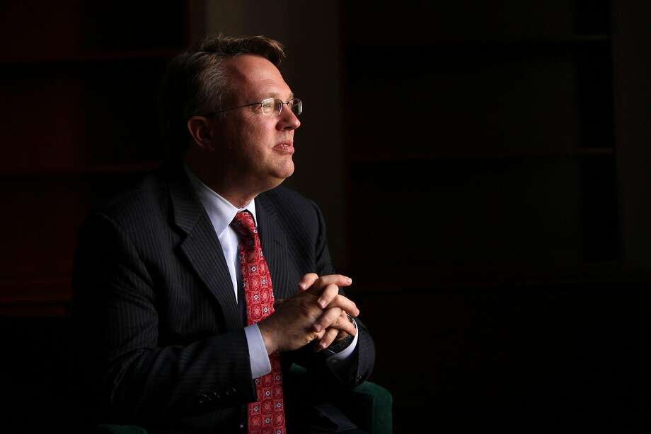 The choice of John William to head the Federal Reserve bank in New York has drawn criticism from those who want more diversity among the Fed's ranks. Photo: Francine Orr / Los Angeles Times
