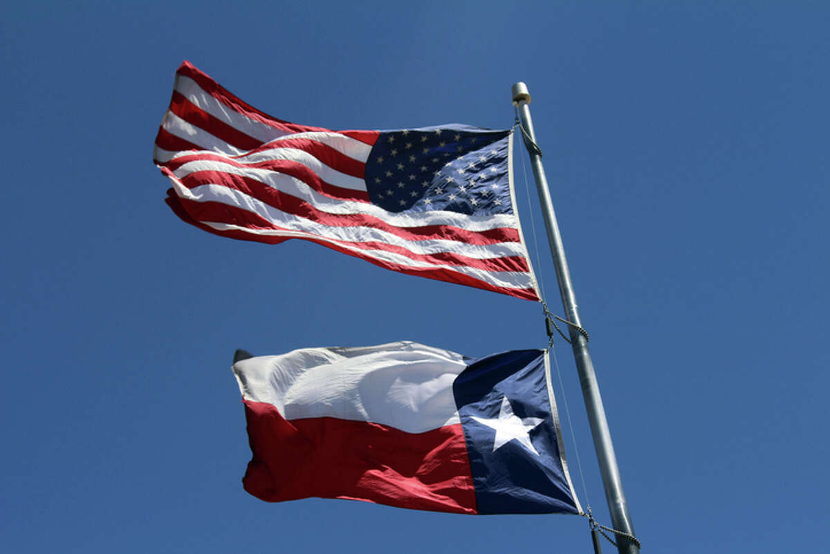 Congressman-elect August Pfluger told the Reporter-Telegram this week that Texas doesn't need to secede from the United States.