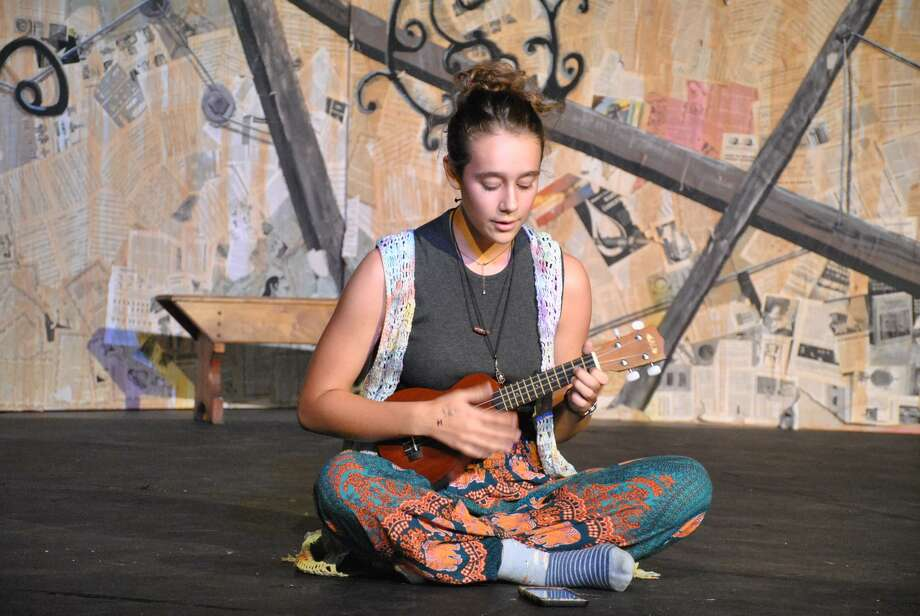 Epoch Arts welcomes anyone to speak, play music, dance, tell jokes, live paint or just watch during Open Stage on Friday, April 6, 7-9 p.m. Sixth-graders and up are welcome. Middle school and high school students are encouraged to come share their art in our supportive, progressive, artistic atmosphere. An original dance performance by the Creative Dance Center will also be shared throughout the evening. Admission is $7; the cafe will be open for refreshments - do not bring yourown. Learn more at www.epocharts.org Above, a participant in last year's open stage event performs. Photo: Contributed Photo /Epoch Arts
