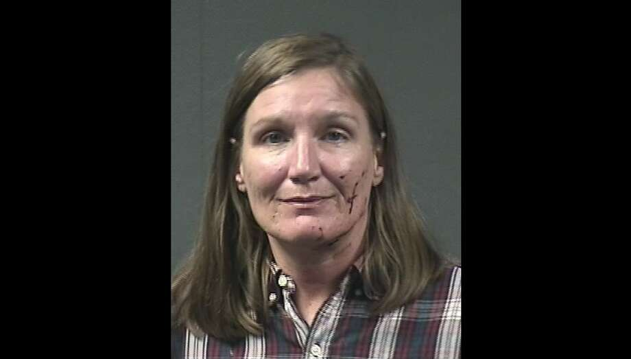 Stacy Ross Smith, 49, is accused of leading Houston officers on a chase that stretched from Galveston County to Houston's north side all while two cats were in her car.Scroll through to see some of the more bizarre crimes in the past year. Photo: Houston Police Department