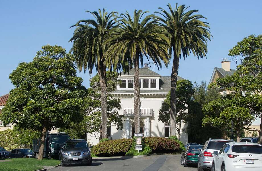 S.F. never billed the homeowners group for watering lush landscaping in the private Presidio Terrace's common areas. Photo: Jessica Christian / The Chronicle