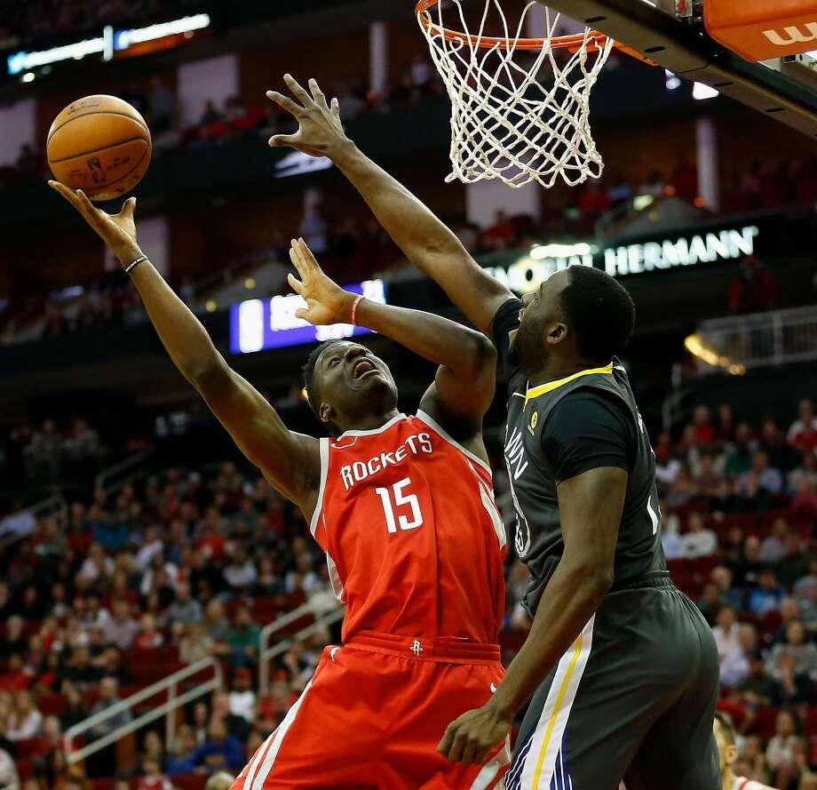 Warriors-Rockets Matchup To Watch: Draymond Green Vs