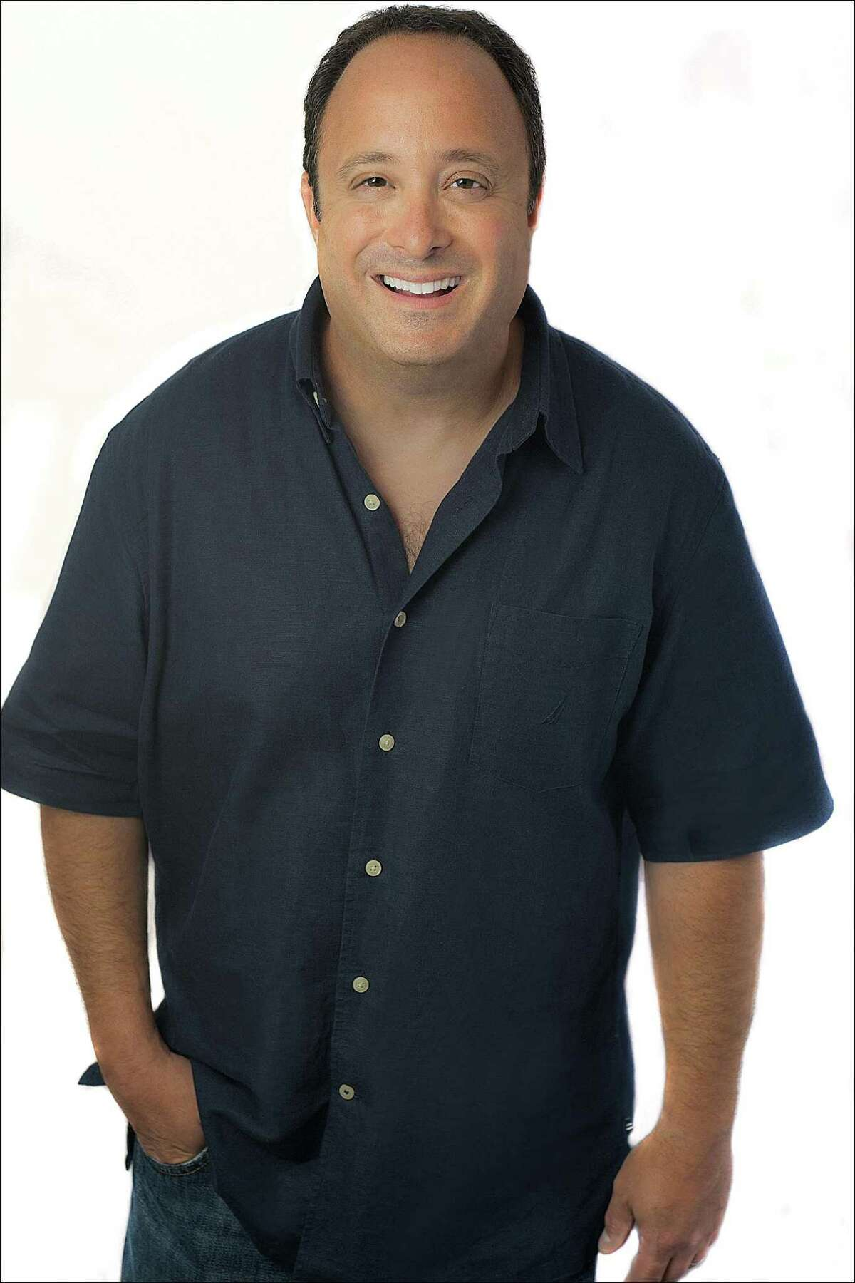 Brad Trackman will headline at the Treehouse Comedy Club in Westport on April 14.