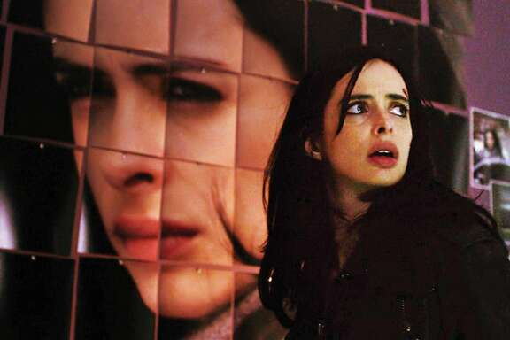 "Krysten Ritter reprises the role of the title character in the second season of ""Jessica Jones."" (Marvel Television Inc.)"