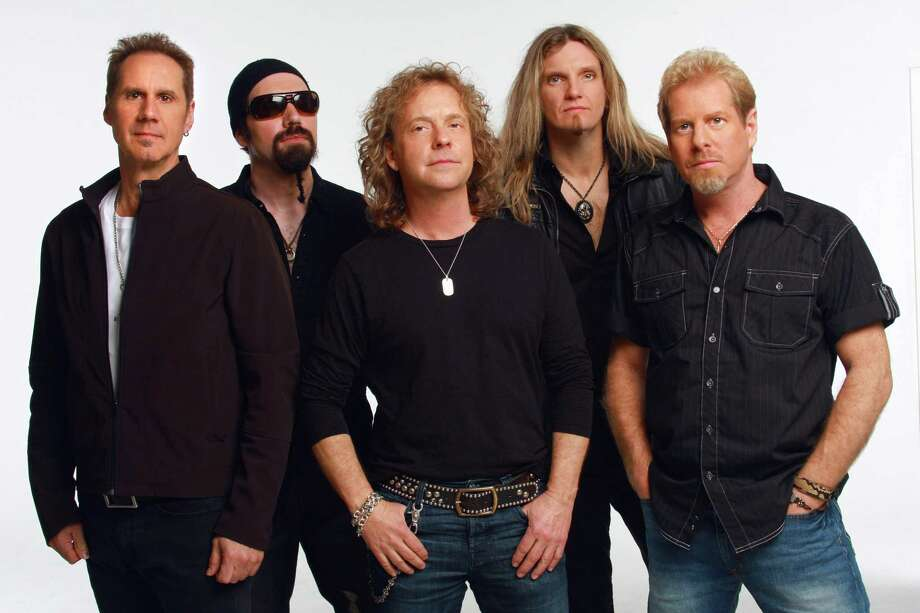 Night Ranger is set to rock their fans with a performance at the Ridgefield Playhouse on Wednesday, April 25. Photo: Contributed Photo/Night Ranger