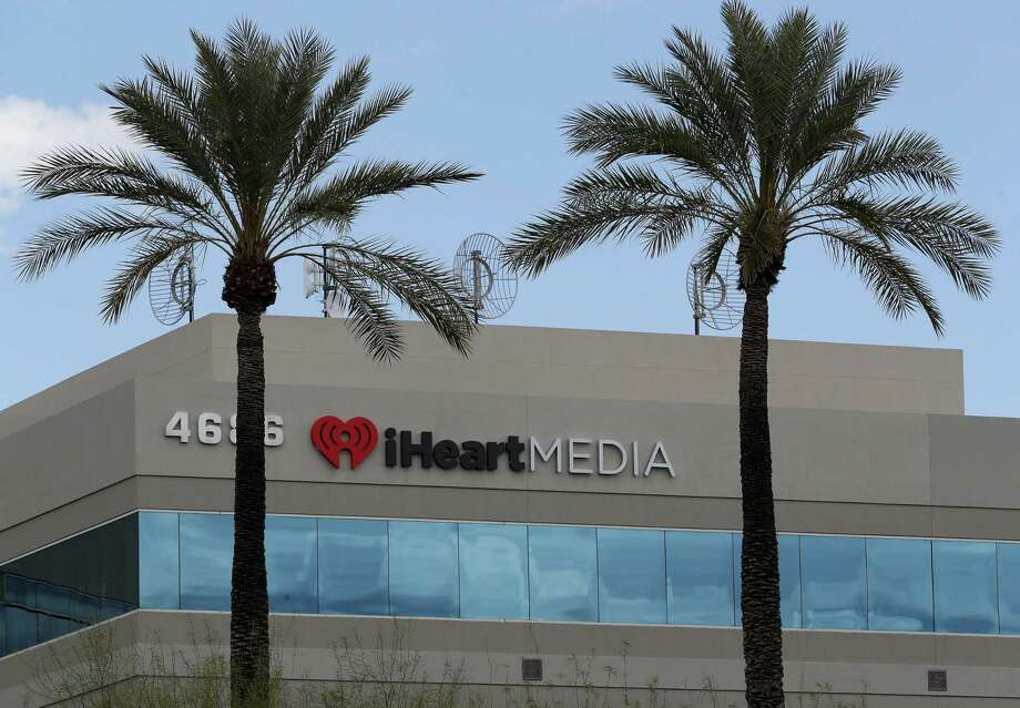 The iHeart Media headquarters is shown Thursday, March 15, 2018, in Phoenix. iHeart, which is mired in bankruptcy, said it isn't able to file its financial statements on time after discovering missing funds in one of its subsidiaries in Hong Kong. Police there are investigating the matter. Photo: Matt York /Associated Press / Copyright 2018 The Associated Press. All rights reserved.