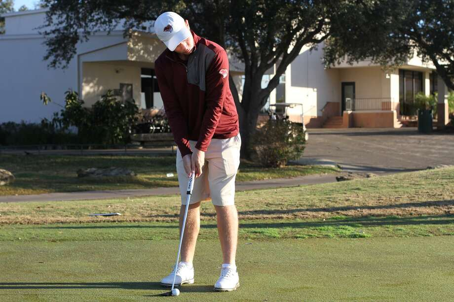 The Dustdevils finished 10th place at the DBU Patriot Classic led by Travis Smith's second straight top-25 finish. Photo: Courtesy Of TAMIU Athletics