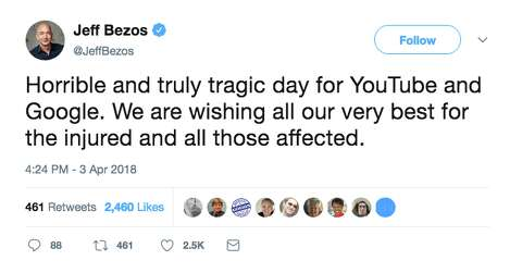 bd78ba6a864a Shooter opens fire at YouTube in San Bruno