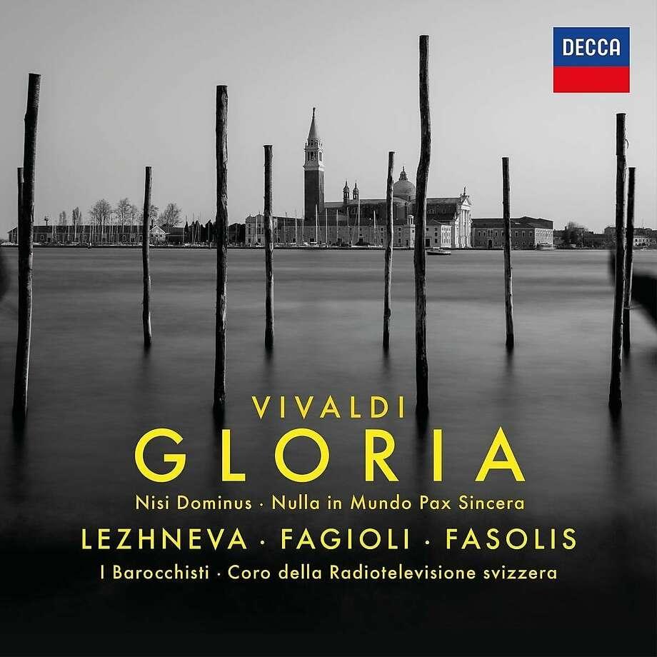 """Vivaldi, """"Gloria"""" Photo: Decca Records"""
