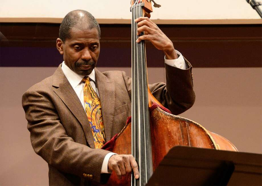 Bass player Avery Sharpe. Photo: Contributed Photo /New England Arts & Entertainment