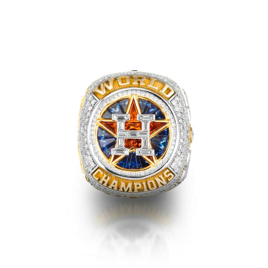 PHOTOS: Take a closer look at the Astros' World Series championship ring A look at the Houston Astros' World Series rings. Photo: Houston Astros