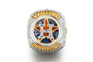 Astros block authentic World Series ring from being auctioned - Photo