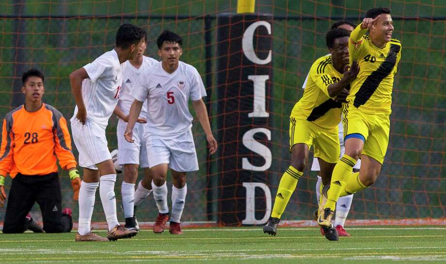 BOYS SOCCER Caney Creek Falls To Wisdom In Area Playoffs