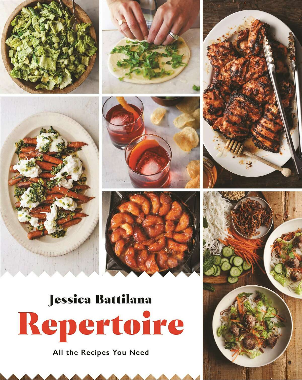 """Photos from Jessica Battilana's cookbook, """"Repetoire.""""�Used with permission of Little, Brown and Company, New York."""