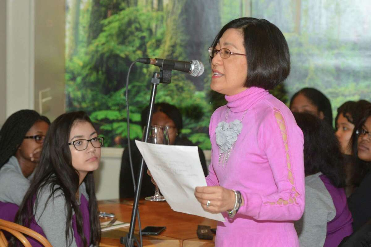 Joy Futaba DeJaeger reads an excerpt from Mary Oliver's