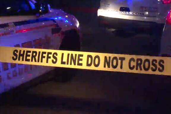 A man was shot near Highway 290 and West Little York on Tuesday, April 3, 2018.