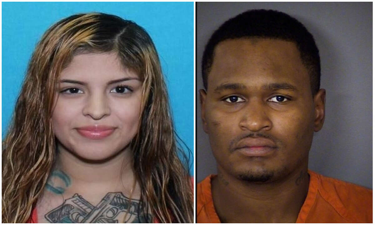 The suspect, Kedreen Marque Pugh (right), now faces a charge of murder in the death of Brianna De La Cruz.