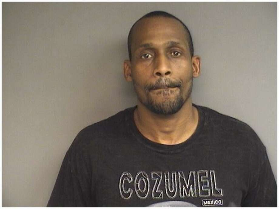 Danny Turkvan, 46, of Stamford, was charged with drug possession after police raided his home and allegedly found 21 grams of crack cocaine in his possession. Photo: Stamford Police / Contributed