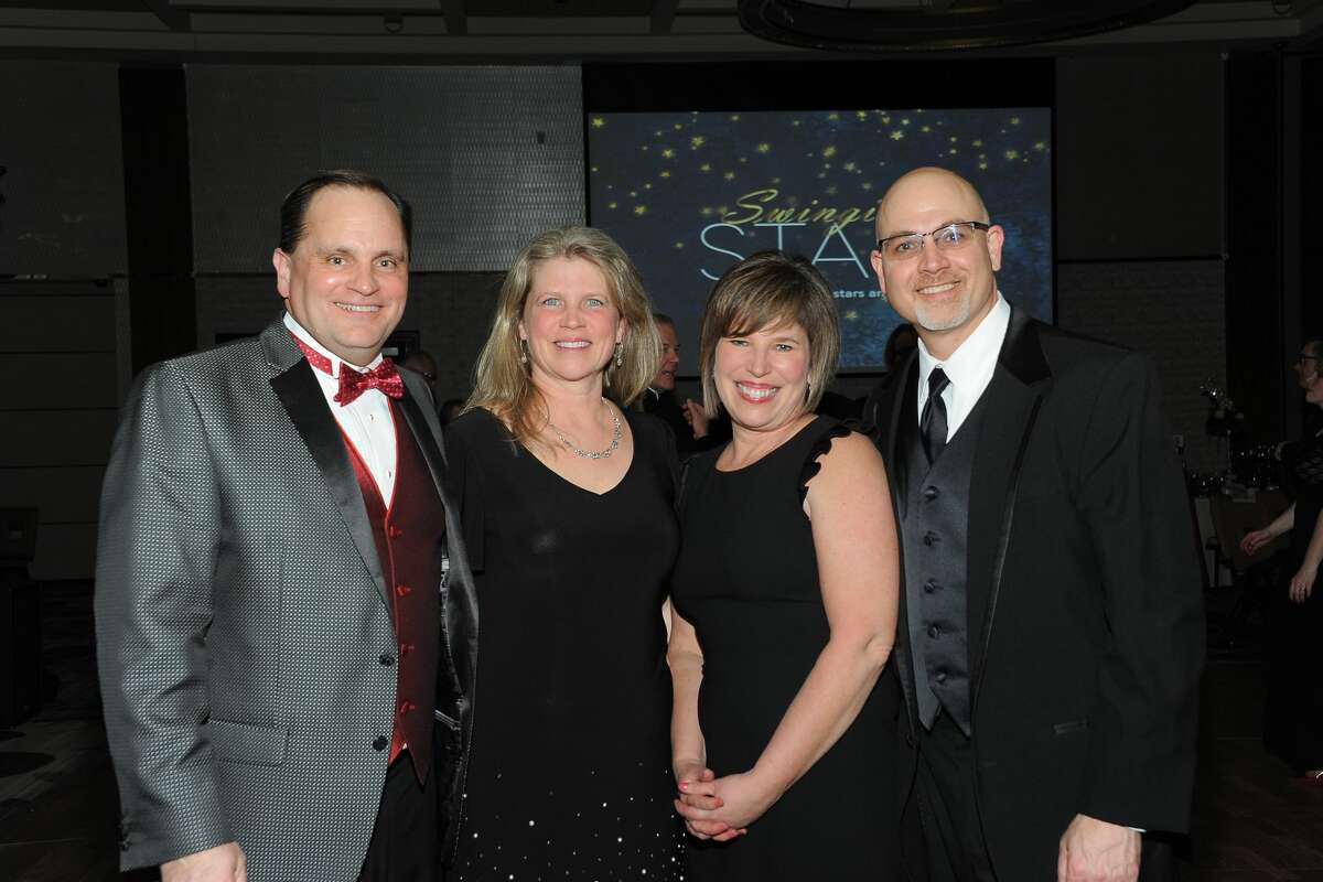 Were you Seen at St. Peter's Health Partners' Swinging on a Star gala on March 24, 2018, at Rivers Casino and Resort in Schenectady?