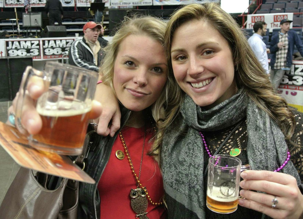 The Albany Craft Beer Festival is on Saturday at the Washington Avenue Armory. Get details.
