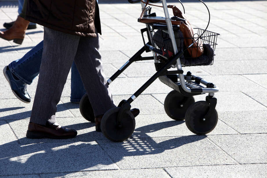 Could the Rollator become the latest in a line of pedestrian-enhancement innovations? Photo: Frank Ossenbrink / Ullstein Bild / Getty Images