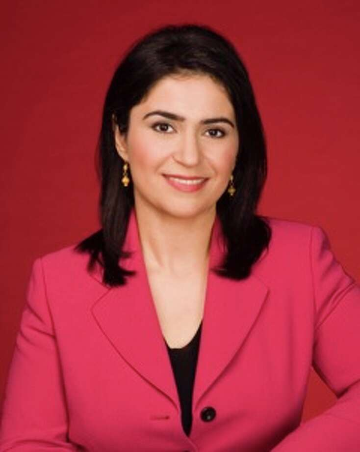 Parisa Khosravi, an award-winning international journalist, will be the featured speaker at The College of Saint Rose 95th commencement ceremony on May 12 at the Times Union Center. Photo: College Of St. Rose