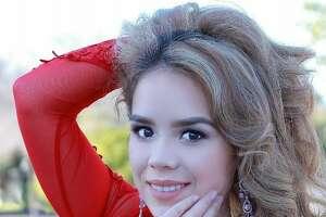 Miss Zapata Latina 2018 contestant   Yaraniz Garcia, 22, student at University of Texas Rio Grande Valley.