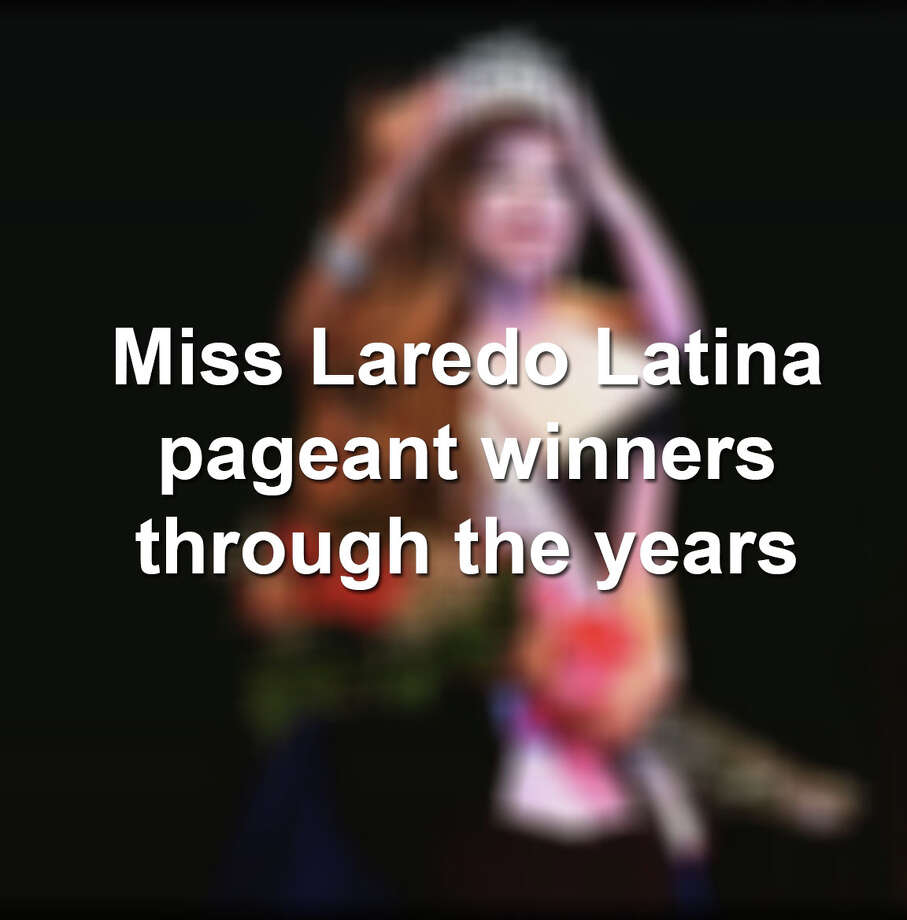 Scroll through to see previous title-holders of the local beauty pageant. Photo: Laredo Morning Times