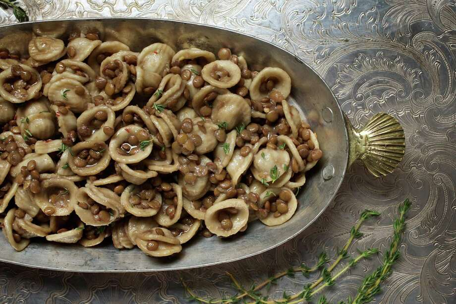 Pasta and Lentils (Pasta e Lenticchie) Photo: Deb Lindsey / For The Washington Post / For The Washington Post