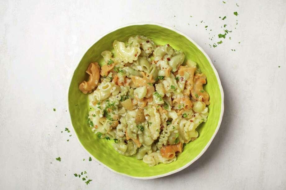 Pasta, Potatoes and Cauliflower Photo: Deb Lindsey / For The Washington Post / For The Washington Post