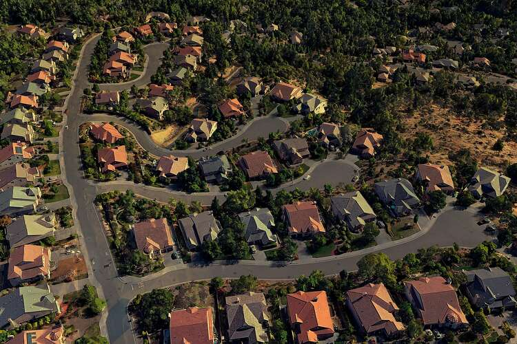 Crown Hill Drive Top Hemlock Court And Blackhawk Circle Areas In Santa Rosa Devastated By The Tubbs Fire Before Images Were Captured From