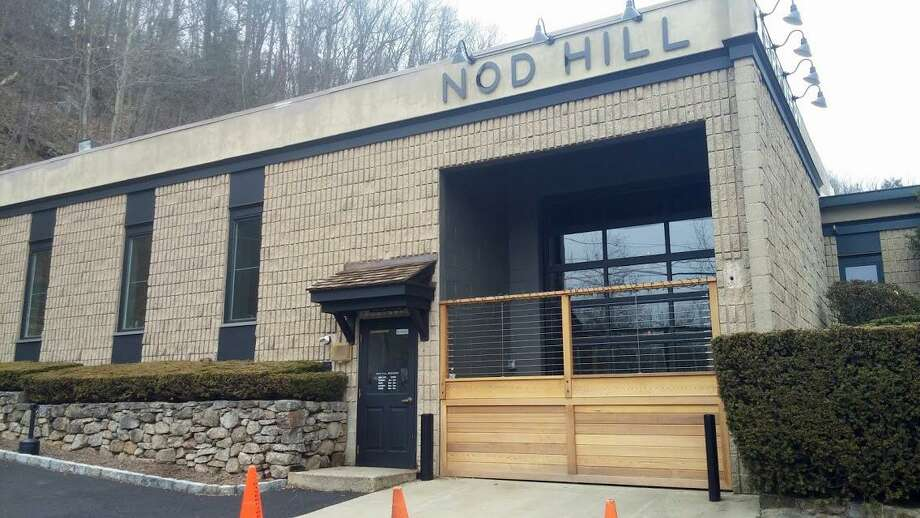 Nod Hill Brewery in Ridgefield. Photo: Frank Whitman / Hearst Connecticut Media