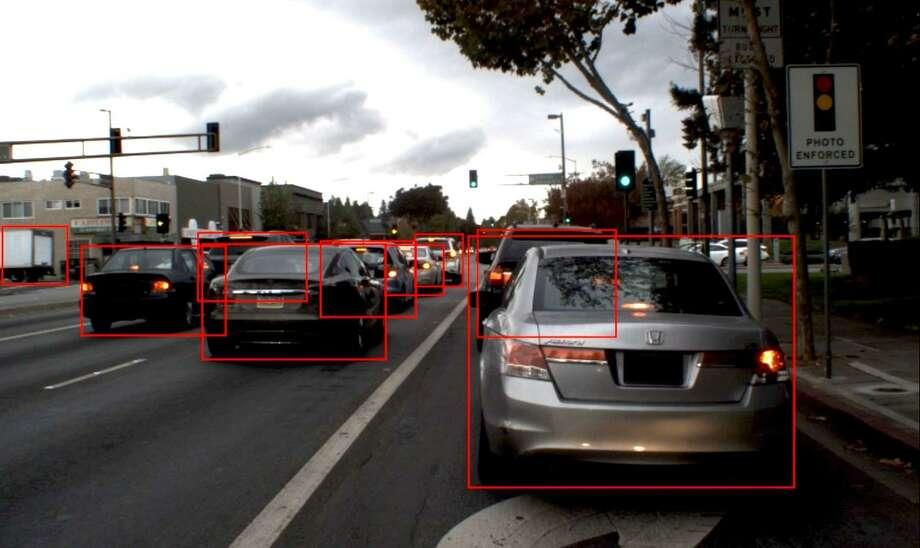 "Stamford-based Point72 Ventures has invested in DeepScale, a Mountain View, Calif. startup that supports automated driving with ""deep neural network"" software that uses low-power, automotive-grade chips, to detect vehicles, pedestrians and other ""objects of significance."" Photo: Hand-out / DeepScale / This image must be used within the context of the news release it accompanied. Request permission from issuer for other uses."