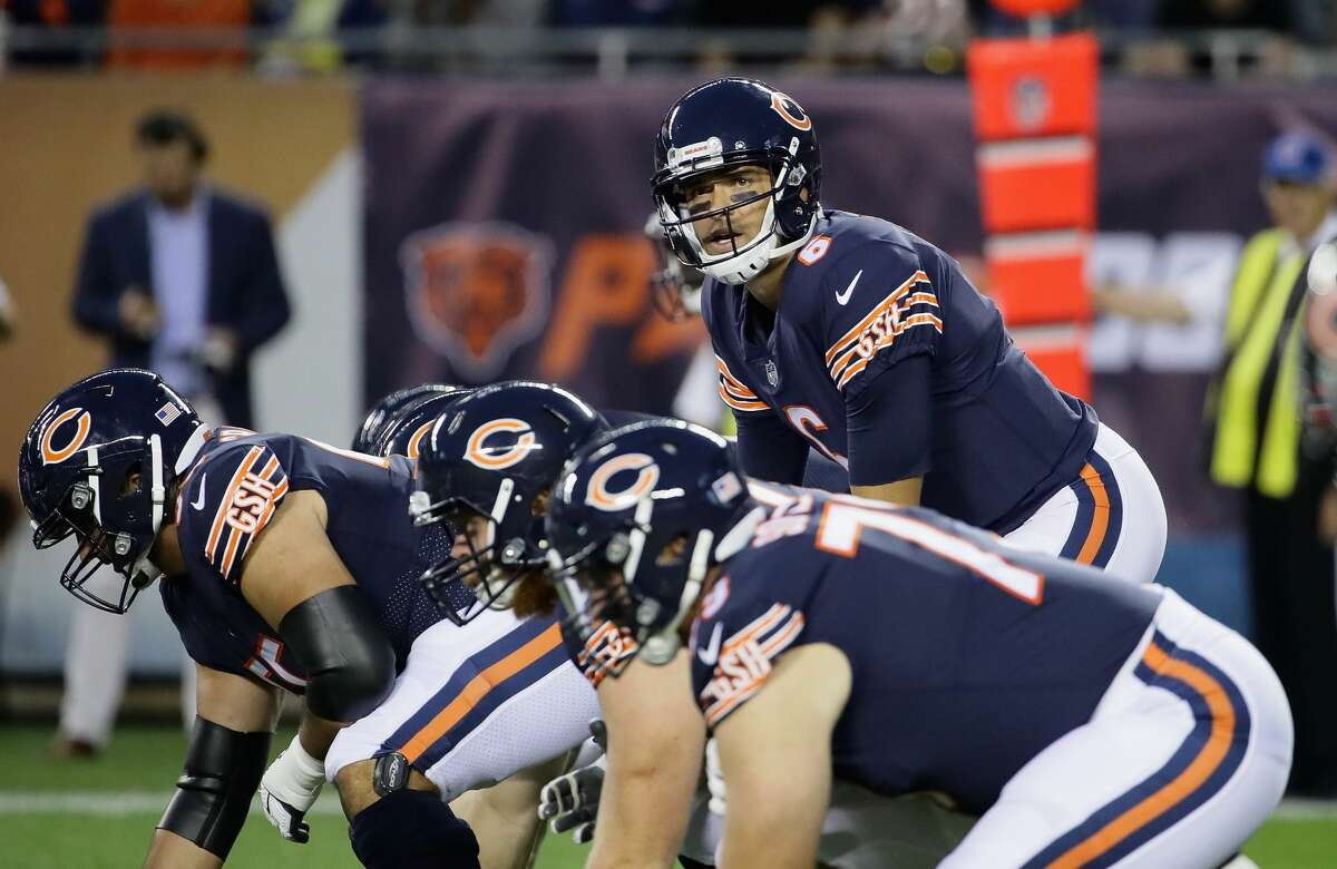MARK SANCHEZAge: 31 | Previous team: Chicago Bears | Status: free agent Sanchez signed a one-year deal with Chicago and never appeared in a game. He appeared in two games in 2016 with Dallas and hasn't made a start since 2015 with Philly. But in a business where familiarity with the boss leads to employment, Sanchez is a former USC quarterback and was the QB on those Jets teams with Seattle's new offensive coordinator Brian Schottenheimer.