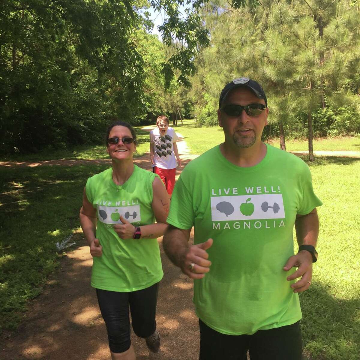 This is the Run the Woods course being offered on April 7 in Unity Park for all ages to enjoy. No mud, no water, just fun. Contact Brent Frenchak at 832-275-8240 or go by Magnolia Fitness Center at 405 Heflin St. to register before the event. Event day registration opens at 8:30 a.m. in Williams Pavilion at Unity Park.