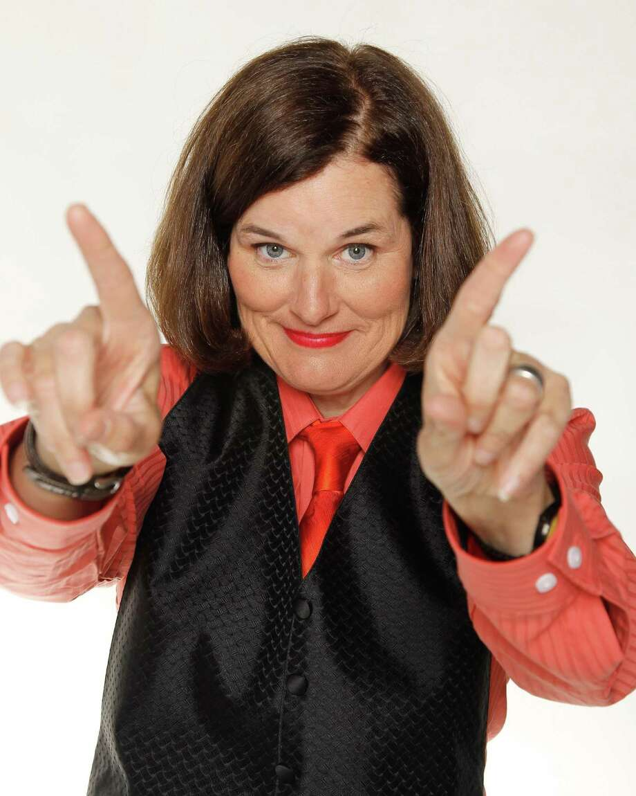 Comedian Paula Poundstone is headlining the Book Appétit luncheon for the San Antonio Book Festival. Photo: Michael Schwartz /WireImage / 2012 Michael Schwartz