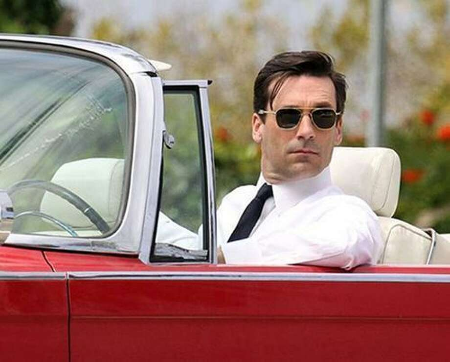 Don Draper Window : Mad men props including don draper s chrysler